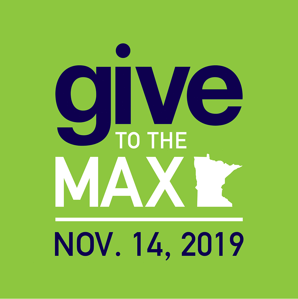 Give to the Max Day 2019